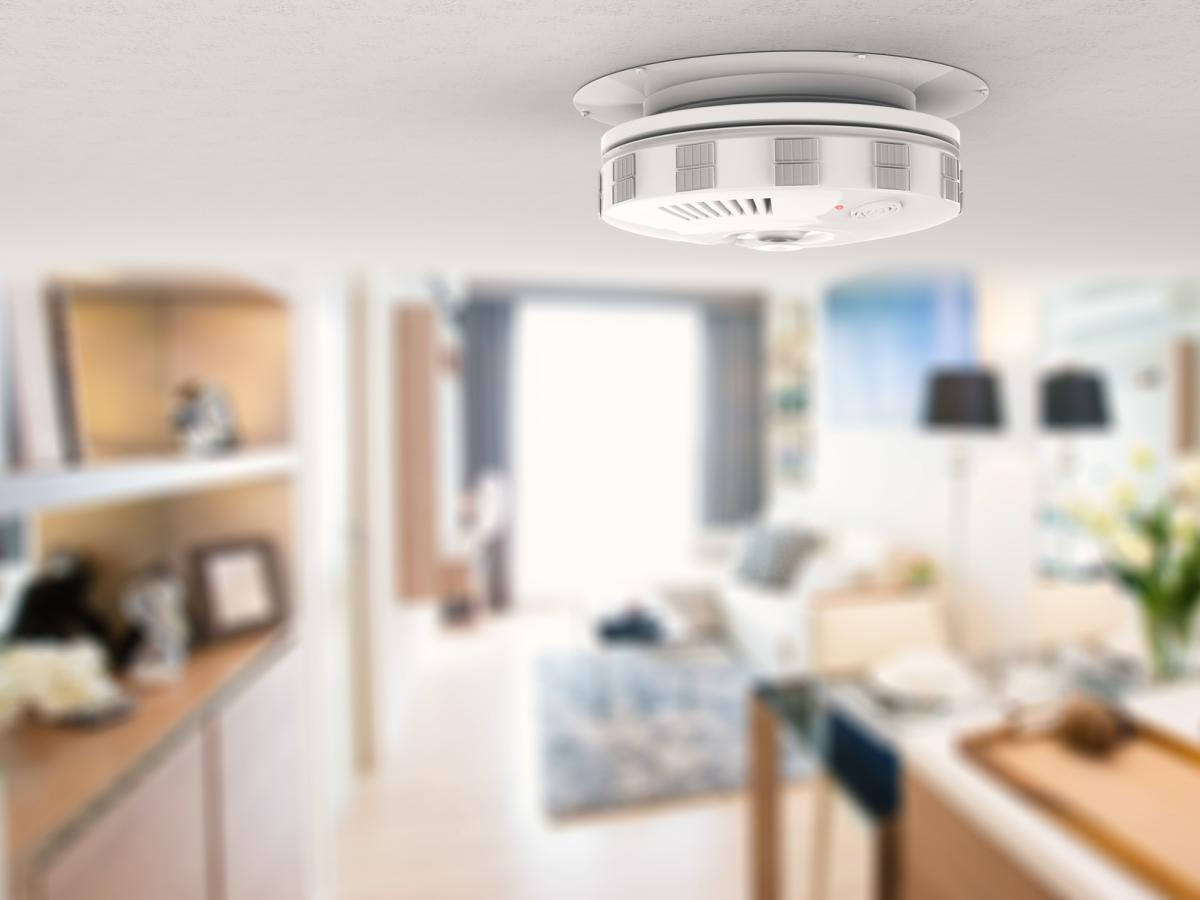 Queensland New Smoke Alarm Legislation